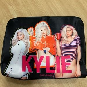 Kylie Cosmetics makeup bag like new